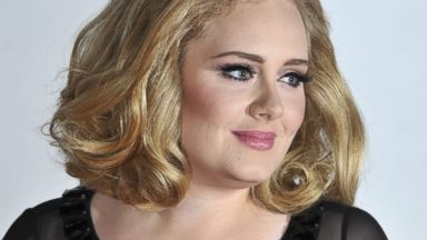 PHOTO: British singer-songwriter Adele