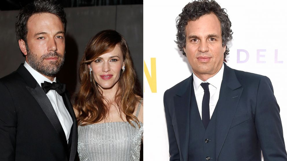 PHOTO: Mark Ruffalo commented on how Ben Affleck affected his friendship with Jennifer Garner.