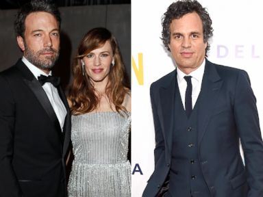 Mark Ruffalo Claims Ben Affleck Came Between Him and Jennifer Garner