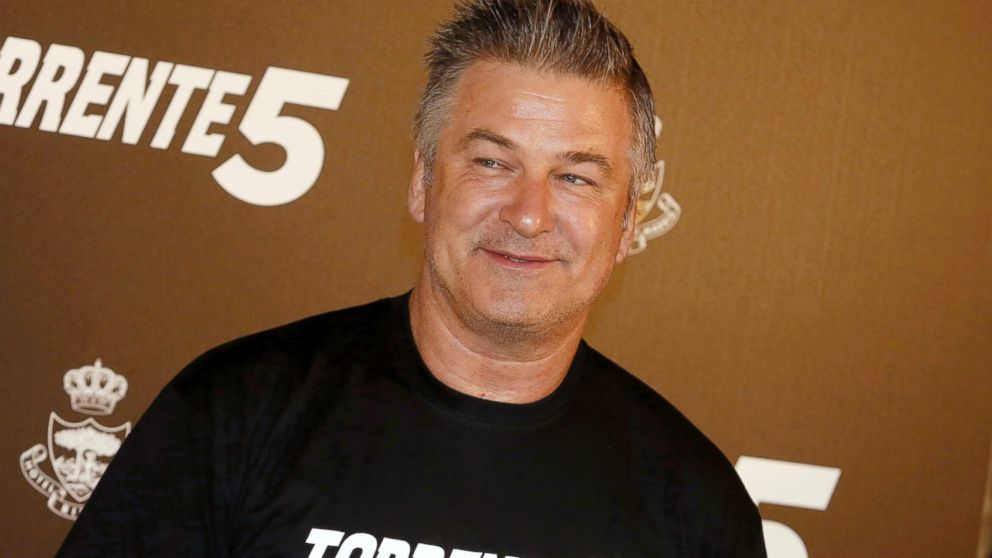 PHOTO: Alec Baldwin attends the Torrente 5 photocall, Feb. 5, 2014, in Madrid.