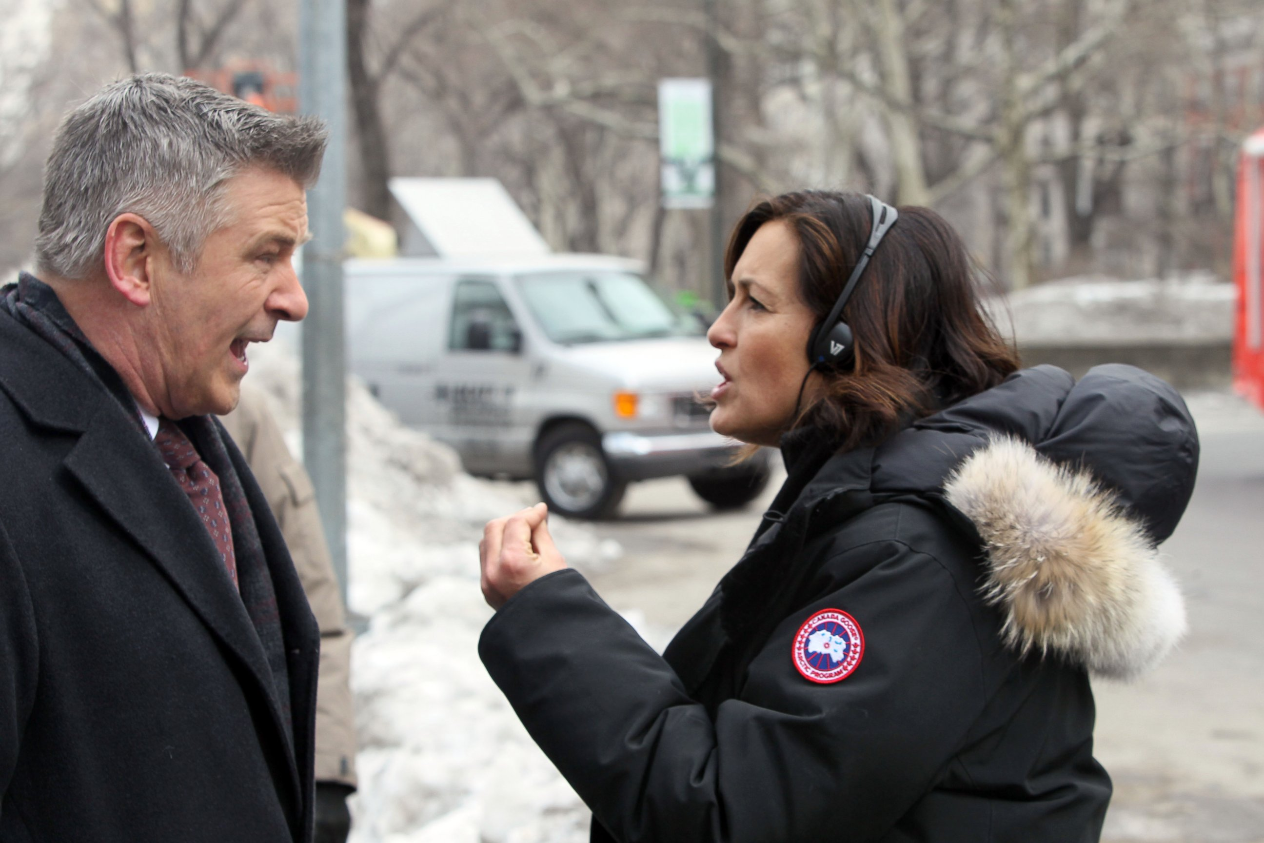Alec Baldwin Films Law & Order: SVU