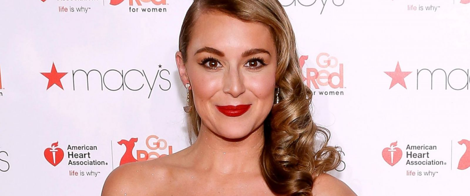 PHOTO: Alexa PenaVega attends the 2016 Go Red for Women Dress Collection at Skylight at Moynihan Station, Feb. 11, 2016, in New York City.