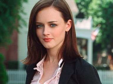 PHOTO: Alexis Bledel is pictured as Rory Gilmore in this undated publicity photo.