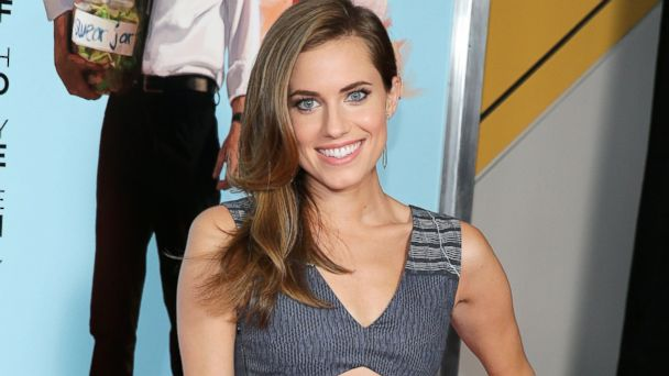 "PHOTO: Allison Williams attends the ""Wish I Was Here"" screening at AMC Lincoln Square Theater, July 14, 2014, in New York City."