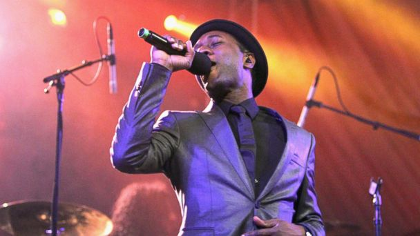 PHOTO: Recording artist Aloe Blacc performs onstage at the Interactive Closing Party presented by (mt) Media Temple during the 2014 SXSW Music, Film + Interactive Festival at Stubbs, March 11, 2014 in Austin, Texas.