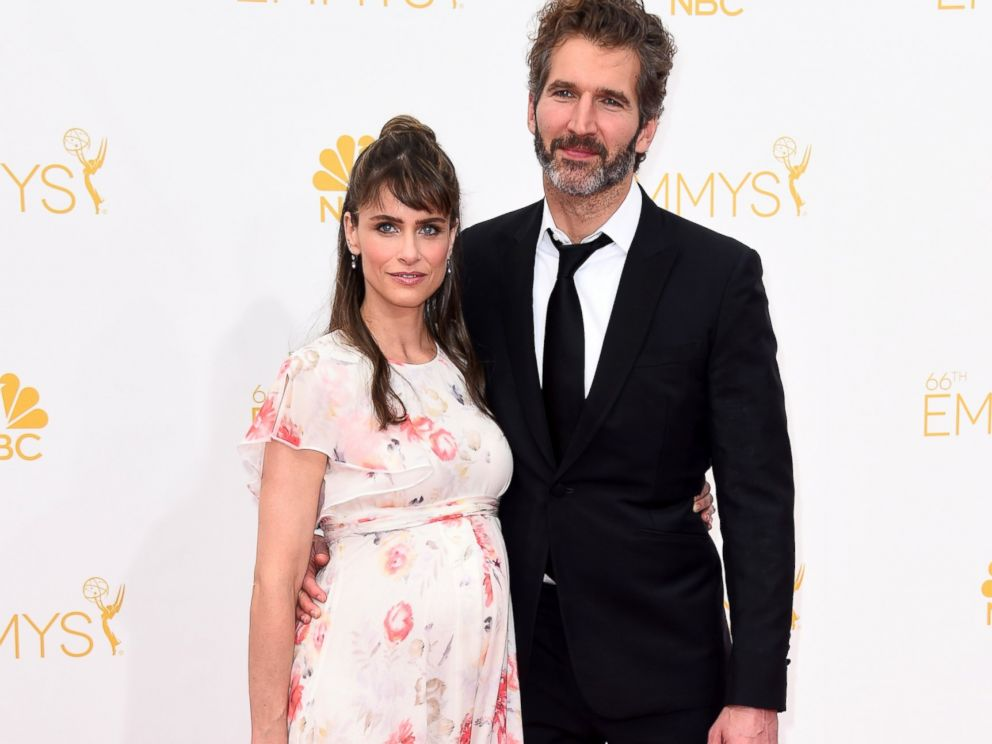 Amanda Peet husband