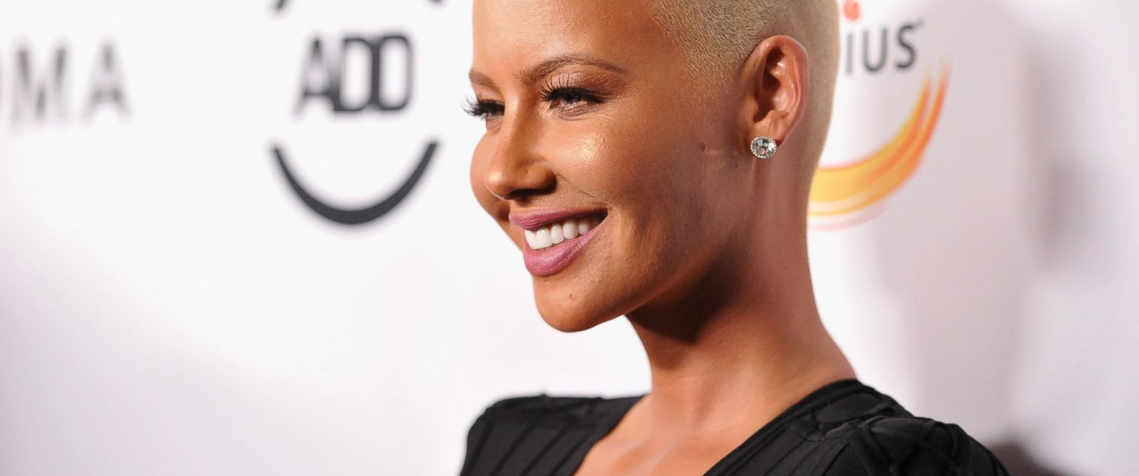 PHOTO: Amber Rose attends the first All Def Movie Awards at Lure Nightclub, Feb. 24, 2016 in Los Angeles.