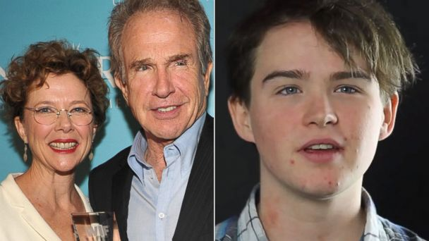 GTY anette bening warren beatty son tk 131118 16x9 608 Warren Beatty, Annette Benings Transgender Son Speaks Out for Health Care