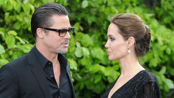 GTY angelina jolie brad pitt ml 140514 16x9 608 Angelina Jolie: The Kids Are Wedding Planners
