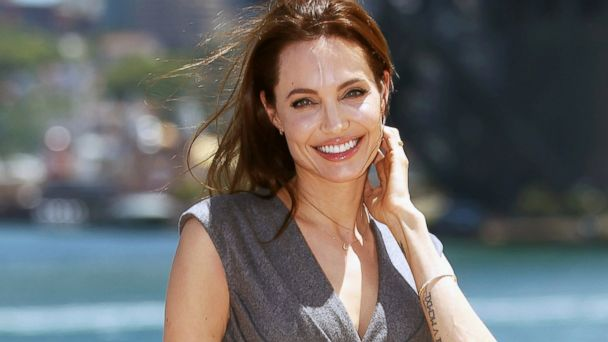 GTY angelina jolie sk 141119 16x9 608 Angelina Jolie Addresses Retirement Rumors: Happier Behind Camera
