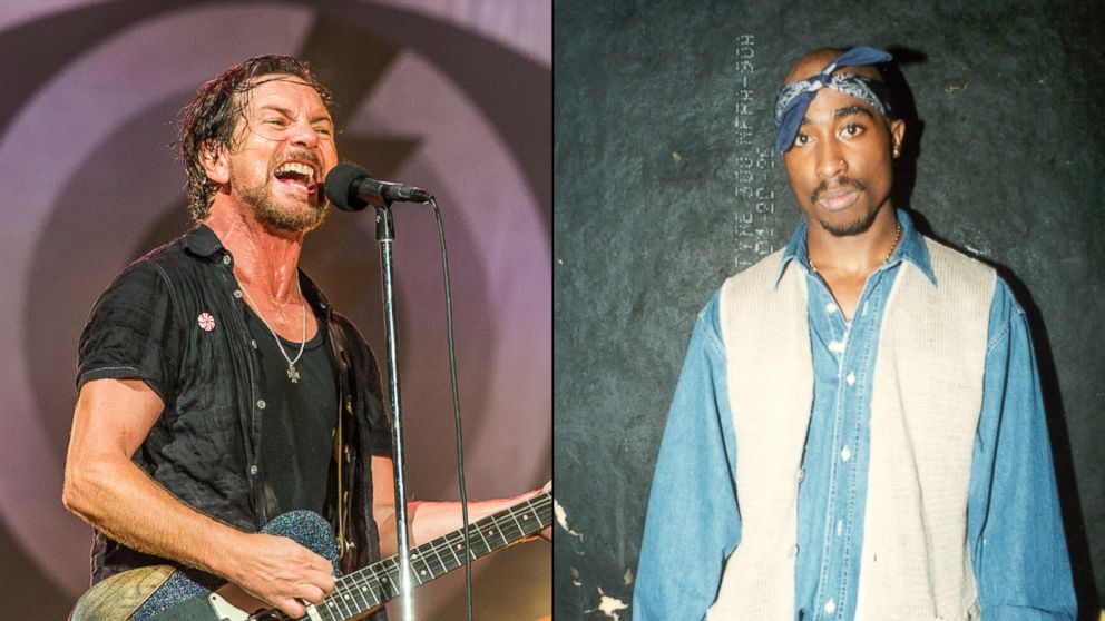 Pearl Jam, Tupac Among 2017 Rock & Roll Hall of Fame Nominees