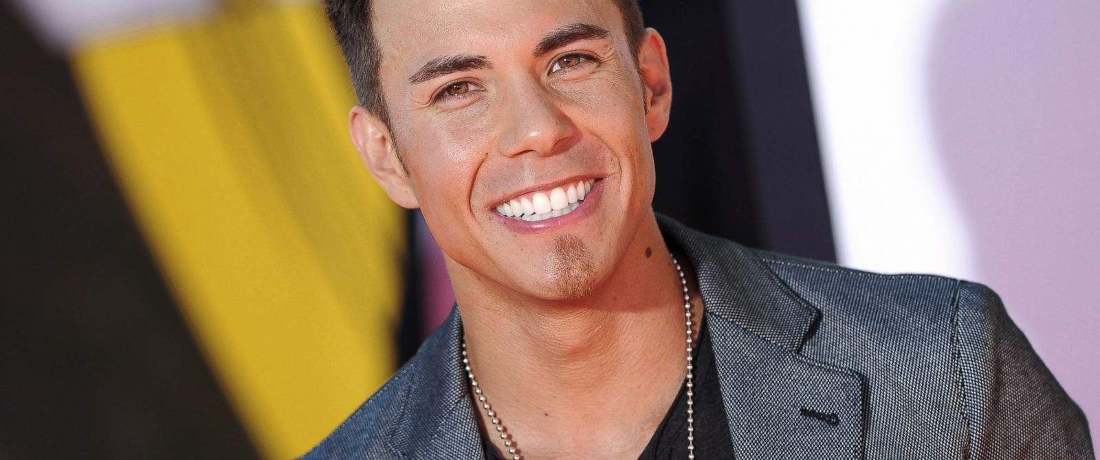 PHOTO: Apolo Ohno attends Nickelodeon Kids Choice Sports Awards 2014 at UCLAs Pauley Pavilion, July 17, 2014, in Los Angeles.