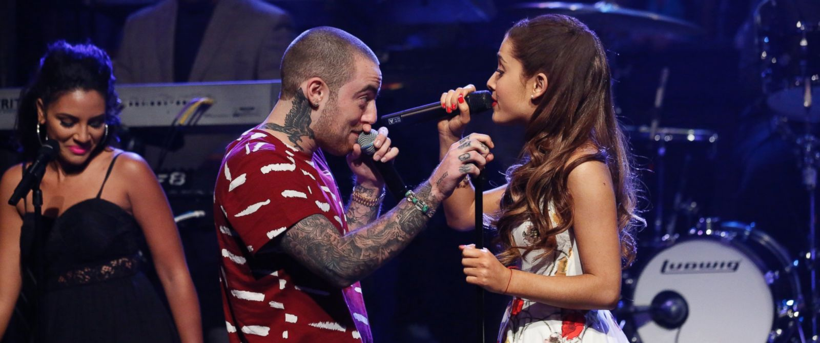 Who is dating ariana grande now-in-Opiki