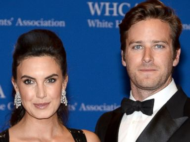 Armie Hammer and Elizabeth Chambers Are Expecting a Baby