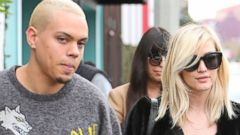 Ashlee Simpson and Evan Ross Step Out Amid Pregnancy Rumors
