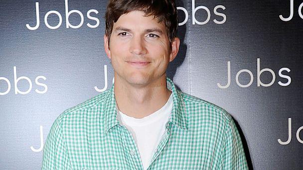 GTY ashton kutcher jobs thg 130805 16x9 608 Ashton Kutcher: I Was Hospitalized Becoming Steve Jobs
