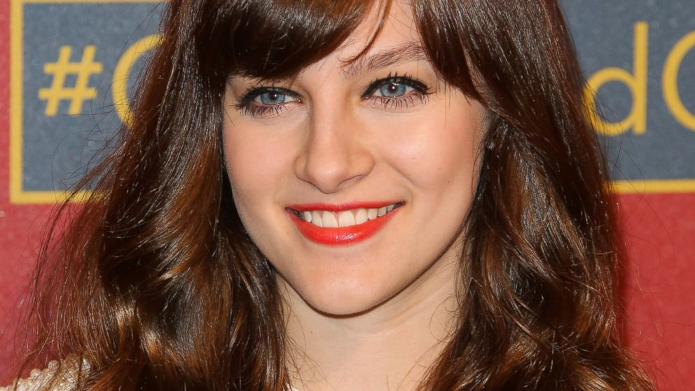 PHOTO: Aubrey Peeples attends the QVC 5th Annual Red Carpet Style event at The Four Seasons Hotel, Feb. 28, 2014 in Beverly Hills, Calif.