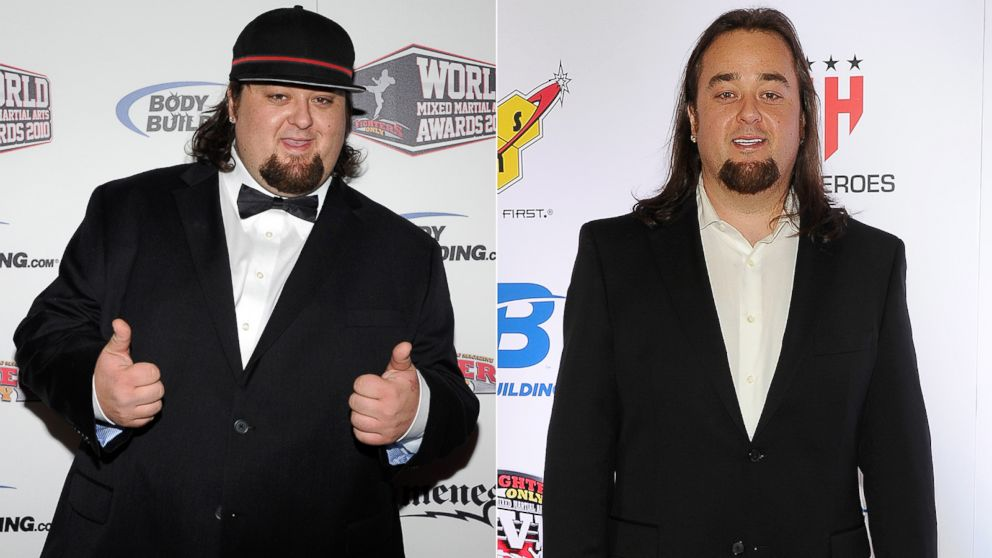 Chumlee Pawn Stars Weight Loss After