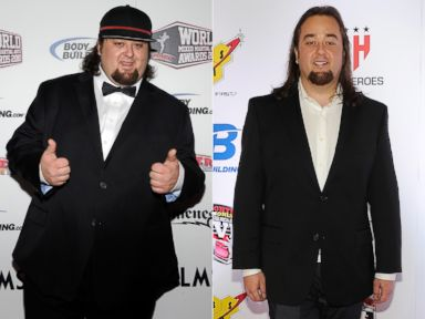 Check Out 'Pawn Stars' Chumlee After Dropping 100 Pounds