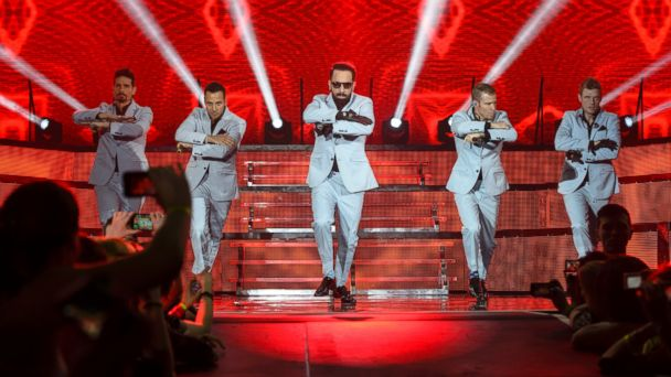 GTY backstreet boys jef 140313 16x9 608 Backstreet Boys Make Concert Announcement on GMA