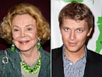 PHOTO: barbara sinatra, ronan farrow