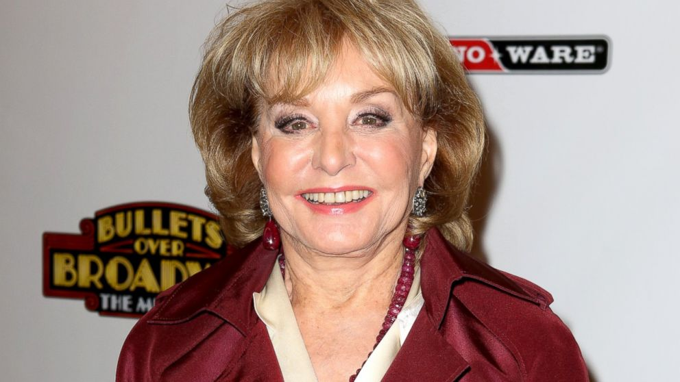 Barbara walters without makeup