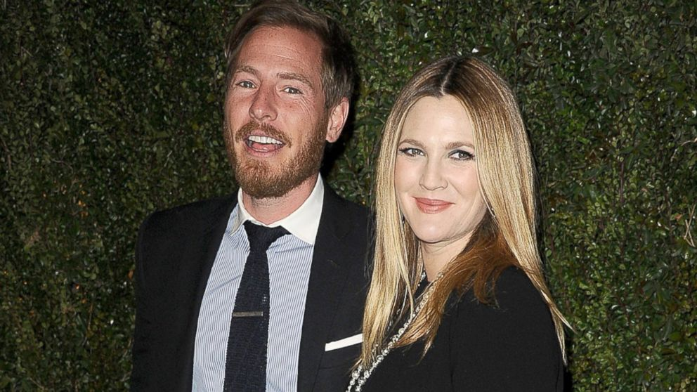 "PHOTO: Drew Barrymore and husband Will Kopelman attend the release of ""Find It In Everything"" at Chanel Boutique, Jan. 14, 2014, in Beverly Hills, Calif."