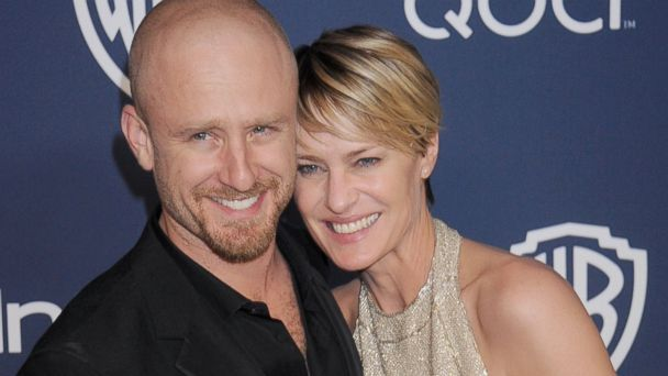 GTY ben foster robin wright jef 140113 16x9 608 Love Lives of Sean Penn, Robin Wright and Their Kids