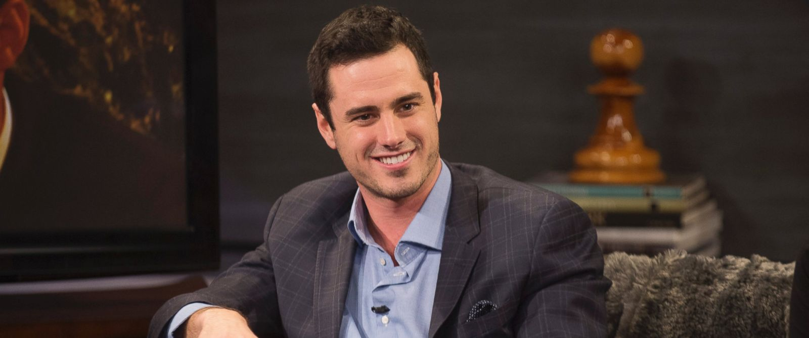 "PHOTO: Ben Higgins on ""Bachelor Live,"" Jan. 4, 2016."