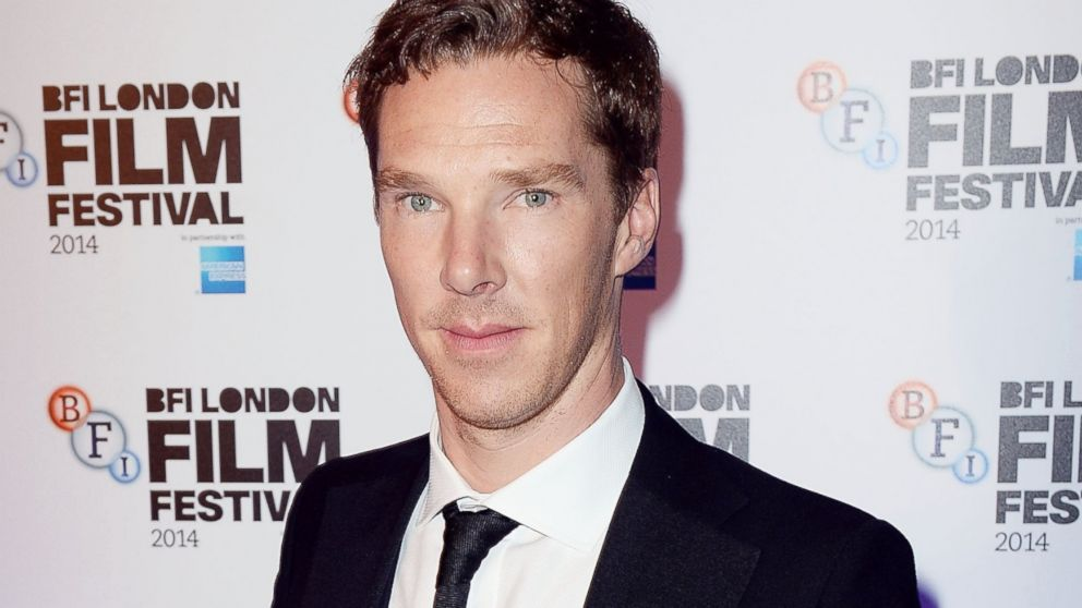PHOTO: Benedict Cumberbatch is pictured Oct. 8, 2014, in London.