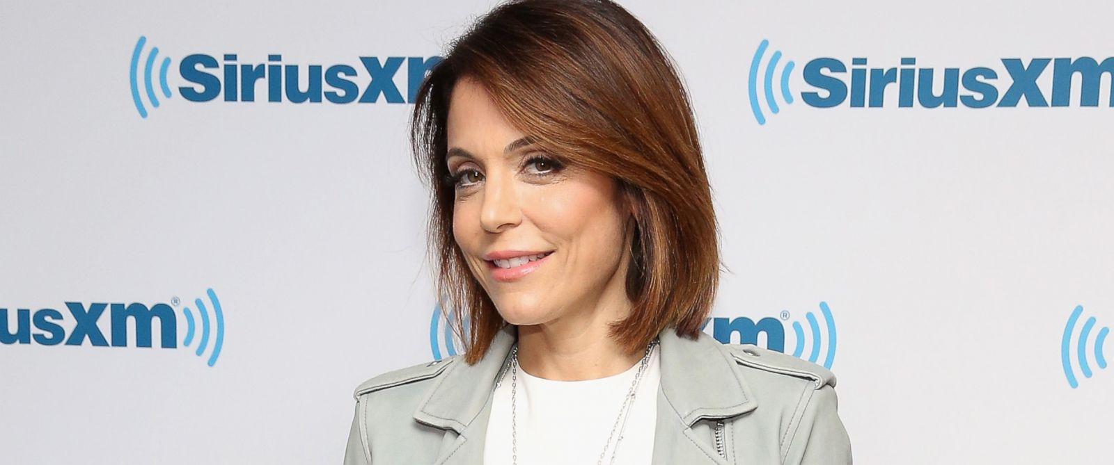 PHOTO: Bethenny Frankel launches B Real with Bethenny on Andy Cohens exclusive SiriusXM channel Radio Andy at SiriusXM Studio, April 26, 2016 in New York City.