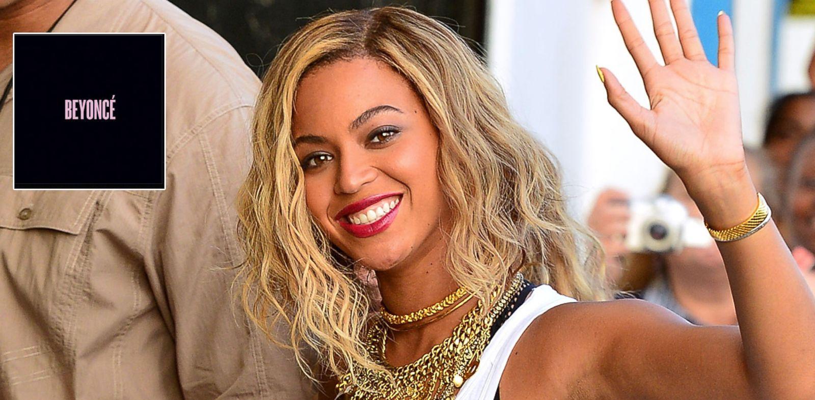 PHOTO: Beyoncés visual album broke iTunes records after its Dec. 13, 2013 release.