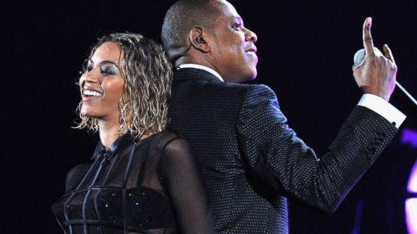 GTY beyonce jay z tk 140127 16x9 608 Beyonces Grammy Performance Too Risque for TV?
