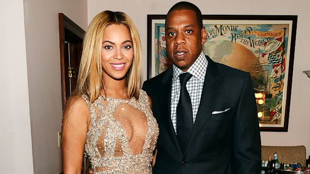 GTY beyonce jayz ml 131001 16x9 608 What Did Blue Ivy Say When She Heard Jay Zs New Album?