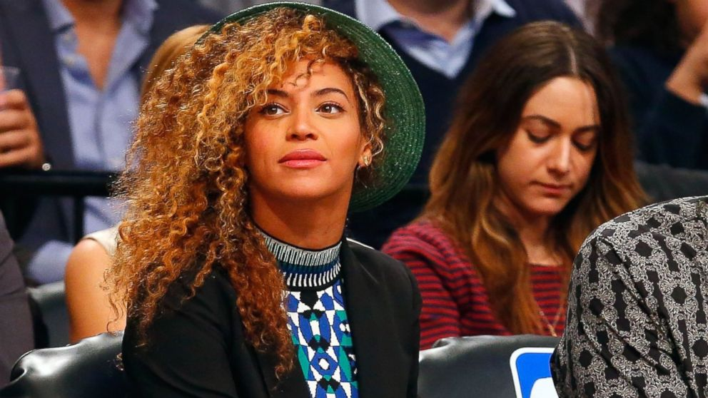PHOTO: Beyonce is pictured on April 1, 2014 in Brooklyn, N.Y.