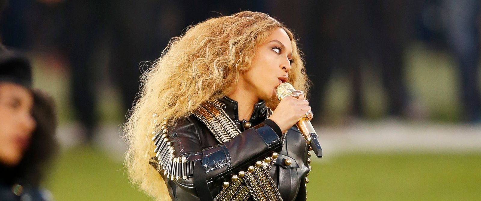 PHOTO: Beyonce performs during the Pepsi Super Bowl 50 Halftime Show at Levis Stadium, Feb. 7, 2016, in Santa Clara, Calif.