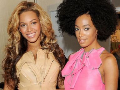 Solange Shares Happy Pics of Her With Beyonce