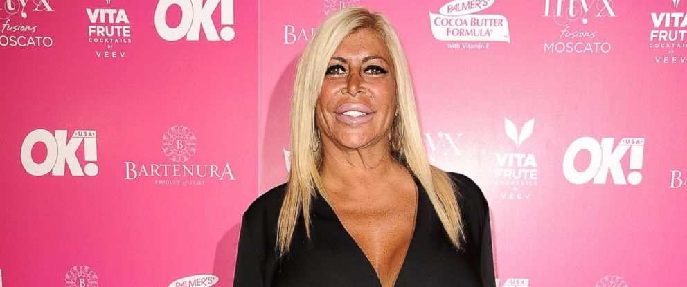 "PHOTO: Angela ""Big Ang"" Raiola attends OK! Magazines So Sexy event, May 21, 2015, West Hollywood, California."