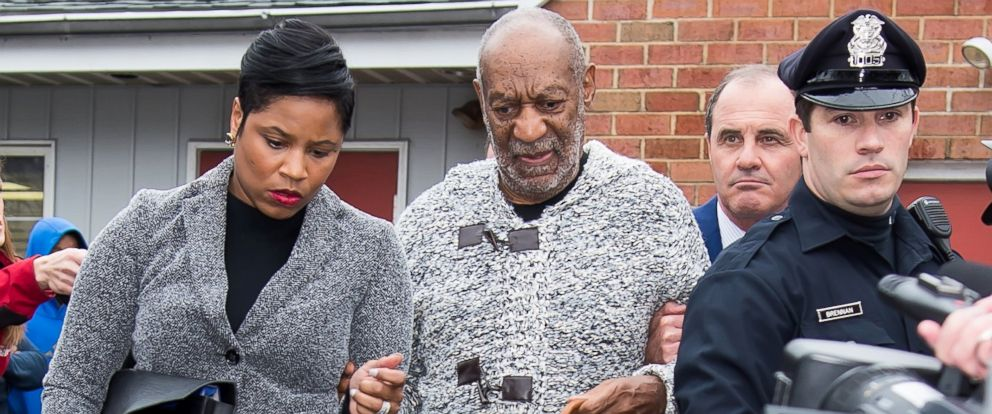 PHOTO:Bill Cosby is seen leaving the District Court in Elkins Park, Pa., Dec. 30, 2015.