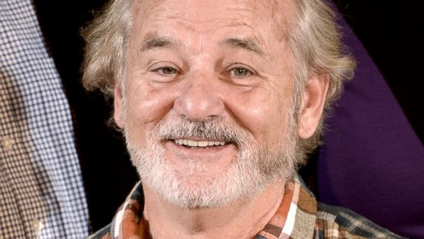 "PHOTO: Bill Murray poses at a photo call for Sony Pictures ""The Monuments Men"" at the Four Seasons Hotel, Jan. 16, 2014, in Los Angeles."