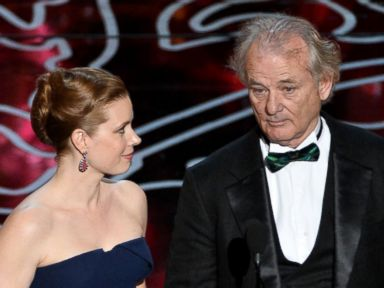 Bill Murray Remembers Harold Ramis Onstage at Oscars
