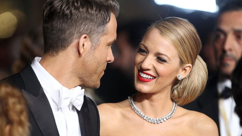 "PHOTO: Blake Lively and Ryan Reynolds attend ""The Captive"" Premiere at the 67th Annual Cannes Film Festival, May 16, 2014, in Cannes, France."