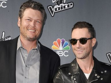 Blake Shelton Tweets Adam Levine's Cellphone Number on 'The Voice'