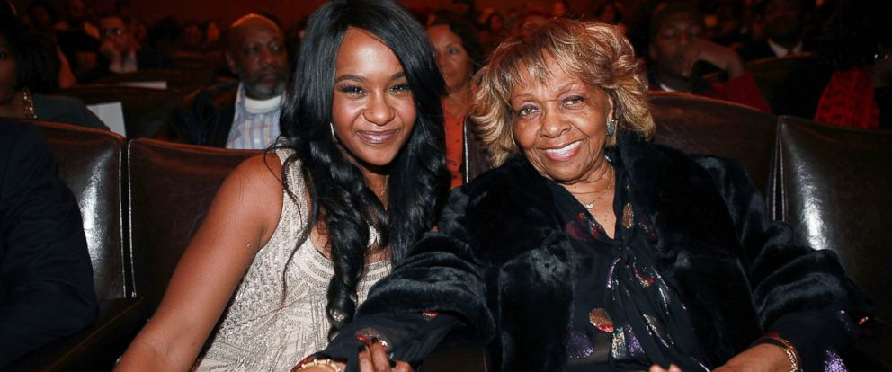 "PHOTO: Cissy Houston and Bobbi Kristina Brown attend ""The Houstons: On Our Own"" series premiere party at the Tribeca Grand Hotel, Oct. 22, 2012, in New York City."