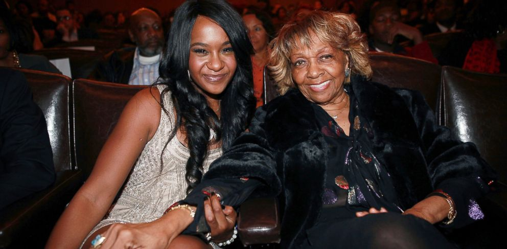 PHOTO: Cissy Houston and Bobbi Kristina Brown attend The Houstons: On Our Own series premiere party at the Tribeca Grand Hotel, Oct. 22, 2012, in New York City.
