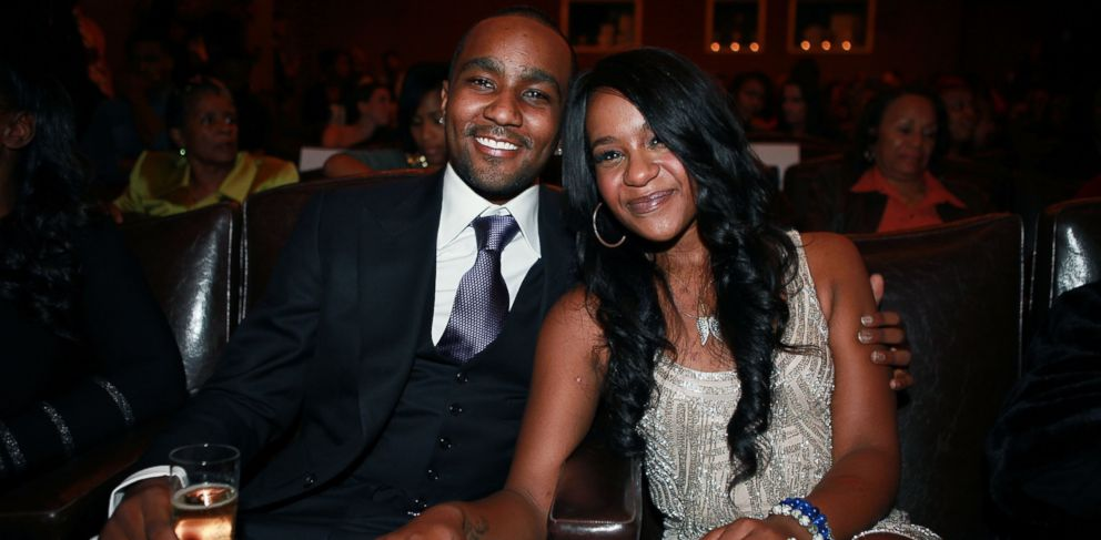 "PHOTO: In this file photo, Nick Gordon, left, and Bobbi Kristina Brown, right, attend ""The Houstons: On Our Own"" series premiere party on Oct. 22, 2012 in New York City."
