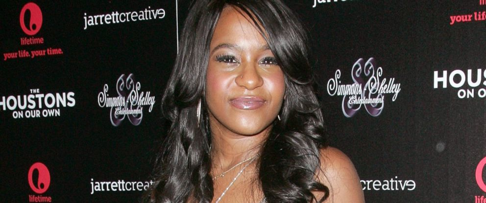 PHOTO: Bobbi Kristina Brown is pictured on Oct. 22, 2012 in New York City.