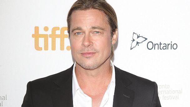 PHOTO: Brad Pitt Crashes Wedding