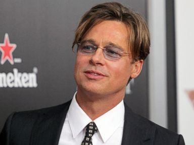 PHOTO: Brad Pitt attends the The Big Short New York premiere at Ziegfeld Theater, Nov. 23, 2015, in New York City.