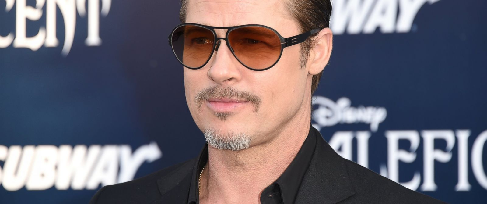 PHOTO: Actor Brad Pitt attends the World Premiere of Disneys Maleficent at the El Capitan Theatre, May 28, 2014, in Hollywood, Calif.